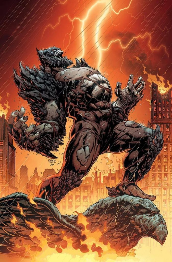 Batman: The Devastator #1 Cover Art