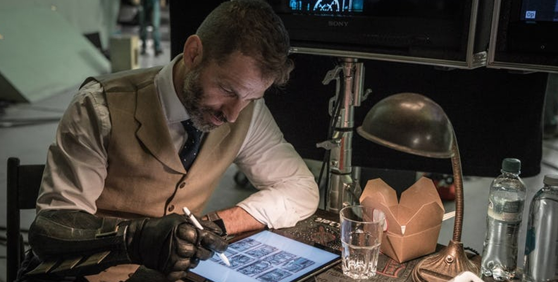 Zack Snyder working on Justice League