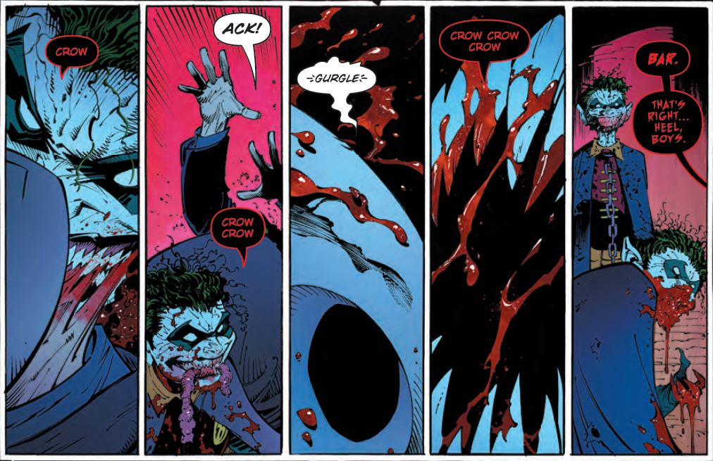 the batman who laughs crowbar