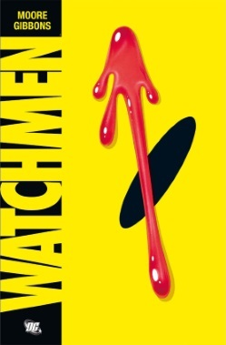 Original Cover for Watchmen Trade Paperback