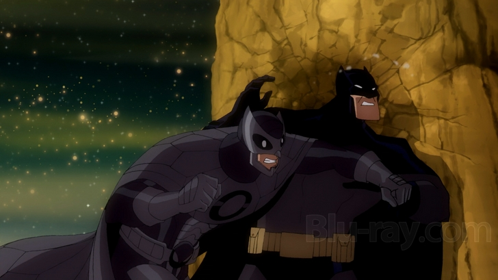Batman vs Owlman