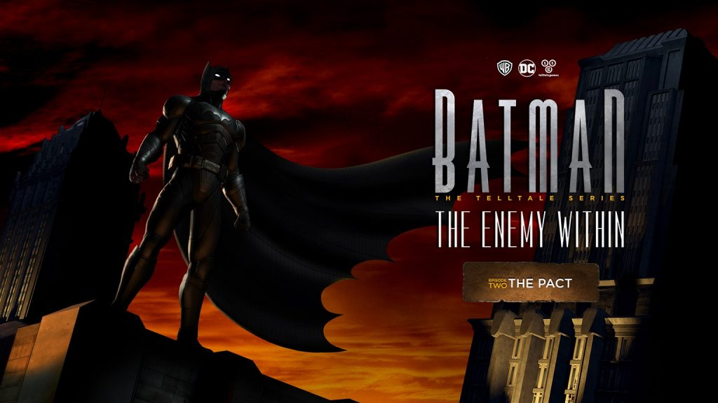 batman: the enemy within 202 the pact