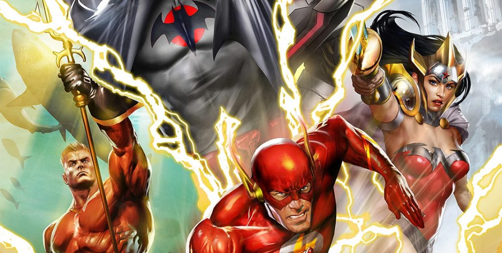 Watch Justice League: The Flashpoint Paradox Full Movie