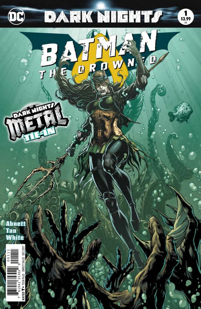 batman the drowned cover