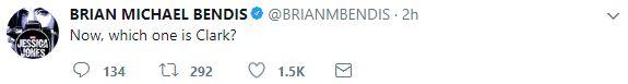 Brian Michael Bendis tweets