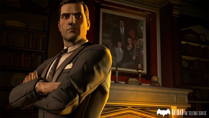 Telltale Batman Season 1 Coming to Nintendo Switch 1