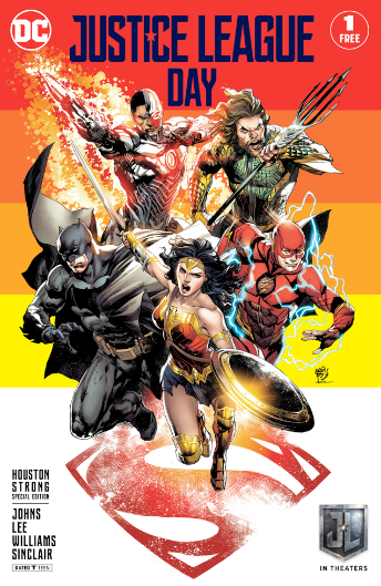 Justice League Variant