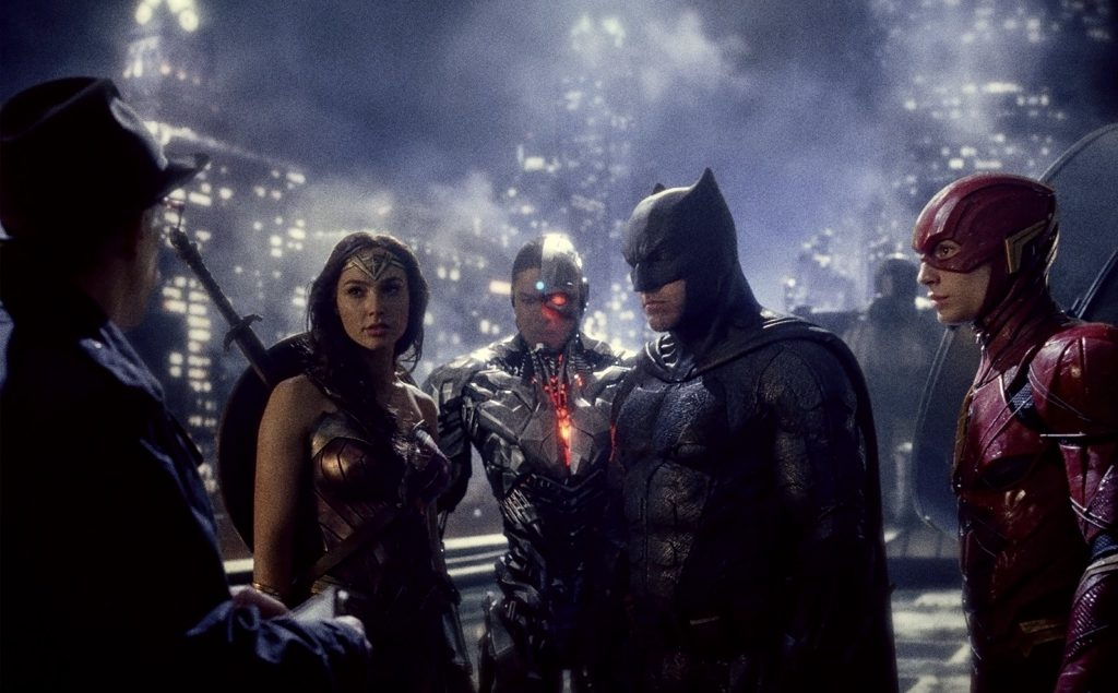 justice league premier dark knight news