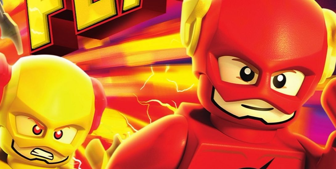 LEGO DC Film To Showcase The Flash