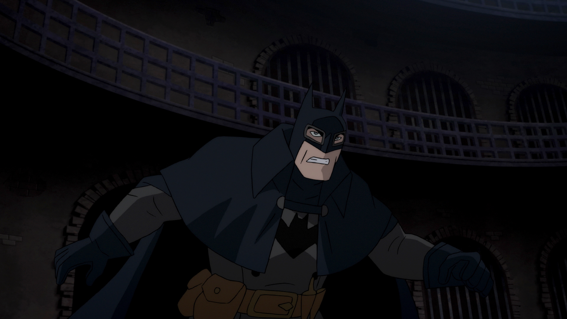 Gotham by Gaslamp dark knight news