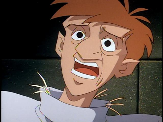 Jonathan Crane in 'Batman: The Animated Series'