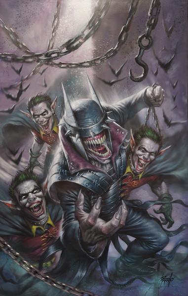 Scorpion Comics - Lucio Parrillo