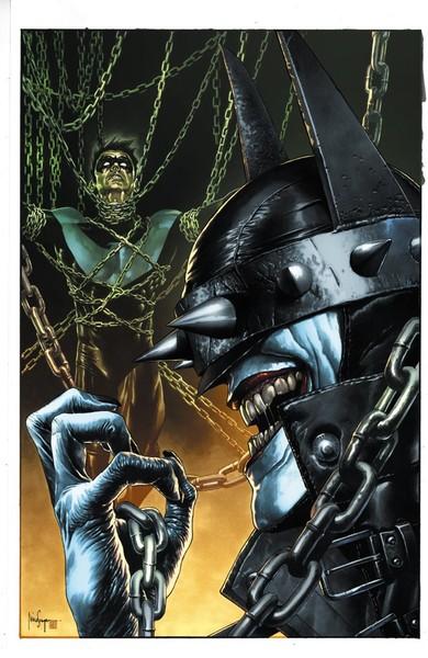 Unknown Comics - Mico Suayan