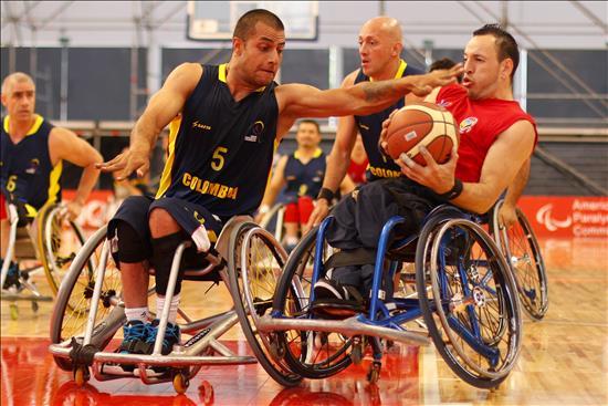 Puerto rico ser sede de torneo de baloncesto en silla de ruedas elcalce - Baloncesto silla de ruedas ...