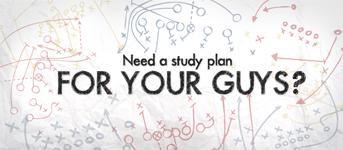 Study Plans For Men