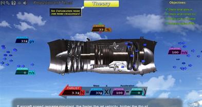 TP Engine Thrust