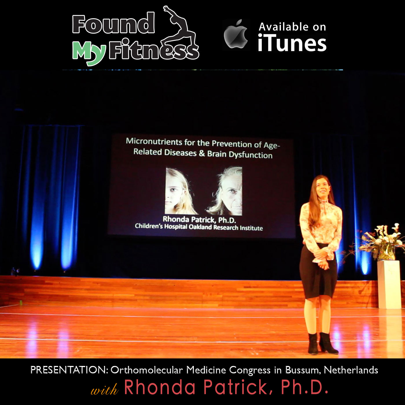 PRESENTATION: Rhonda Speaks at the Orthomolecular Congress in Bussum, Netherlands