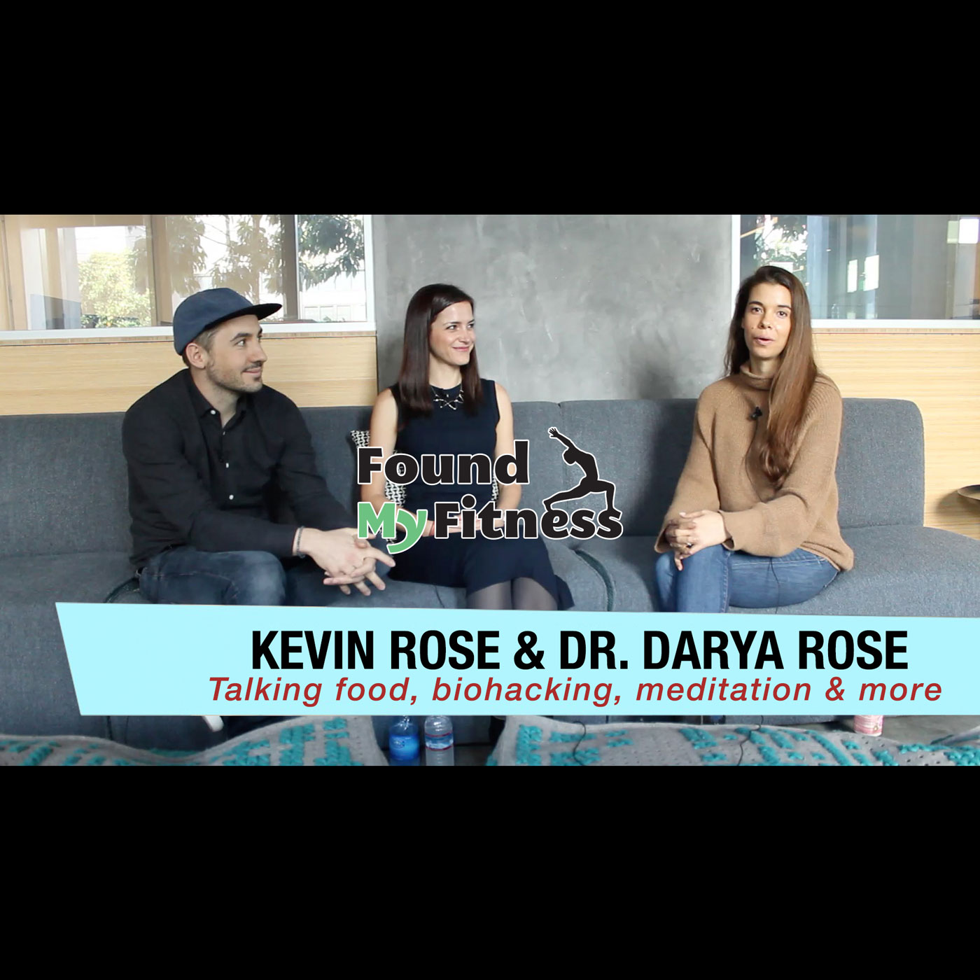 Dr. Darya and Kevin Rose Talk Meditation Retreats, Diet, Seasonal Eating, and More