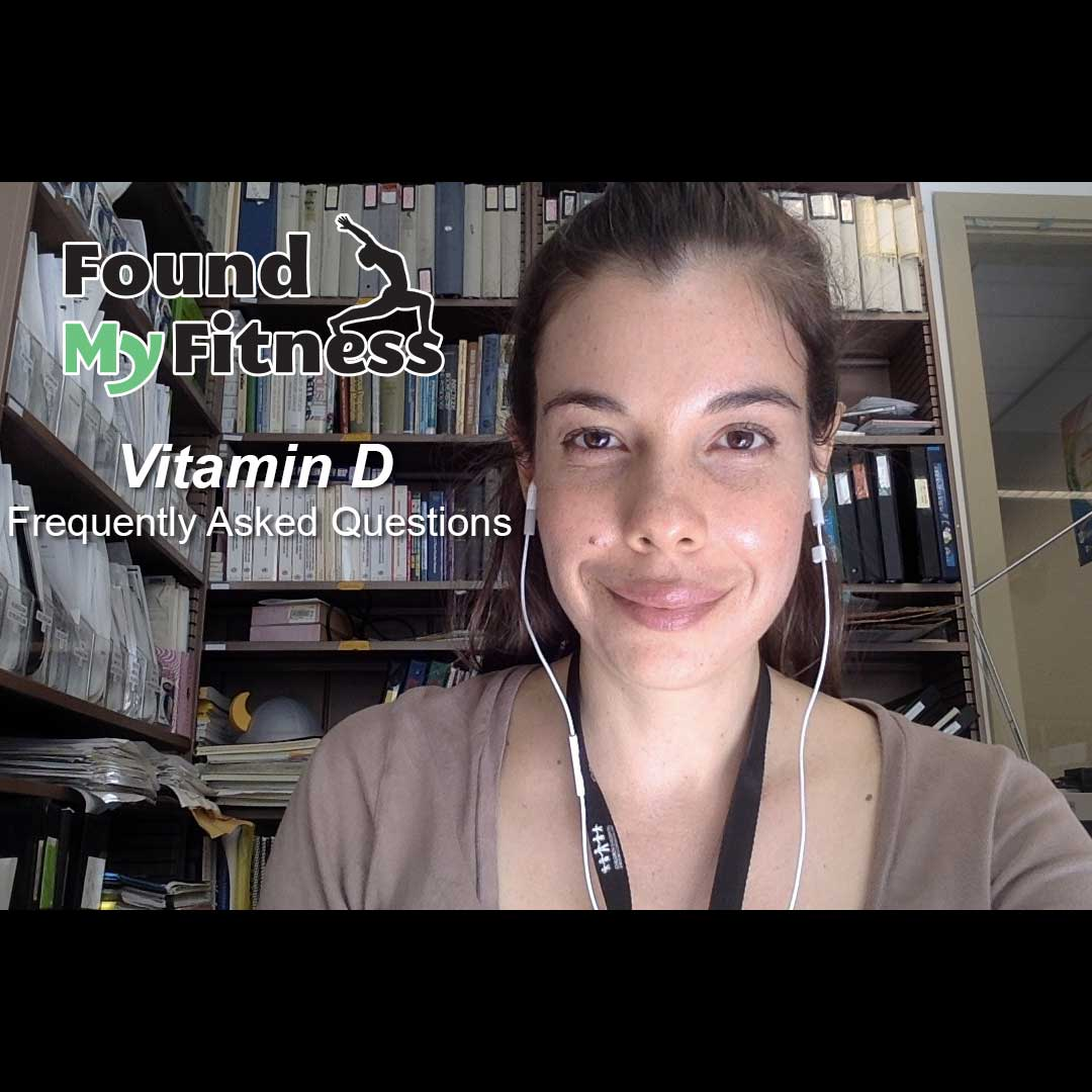 Rhonda Answers the Most Popular Questions About Vitamin D