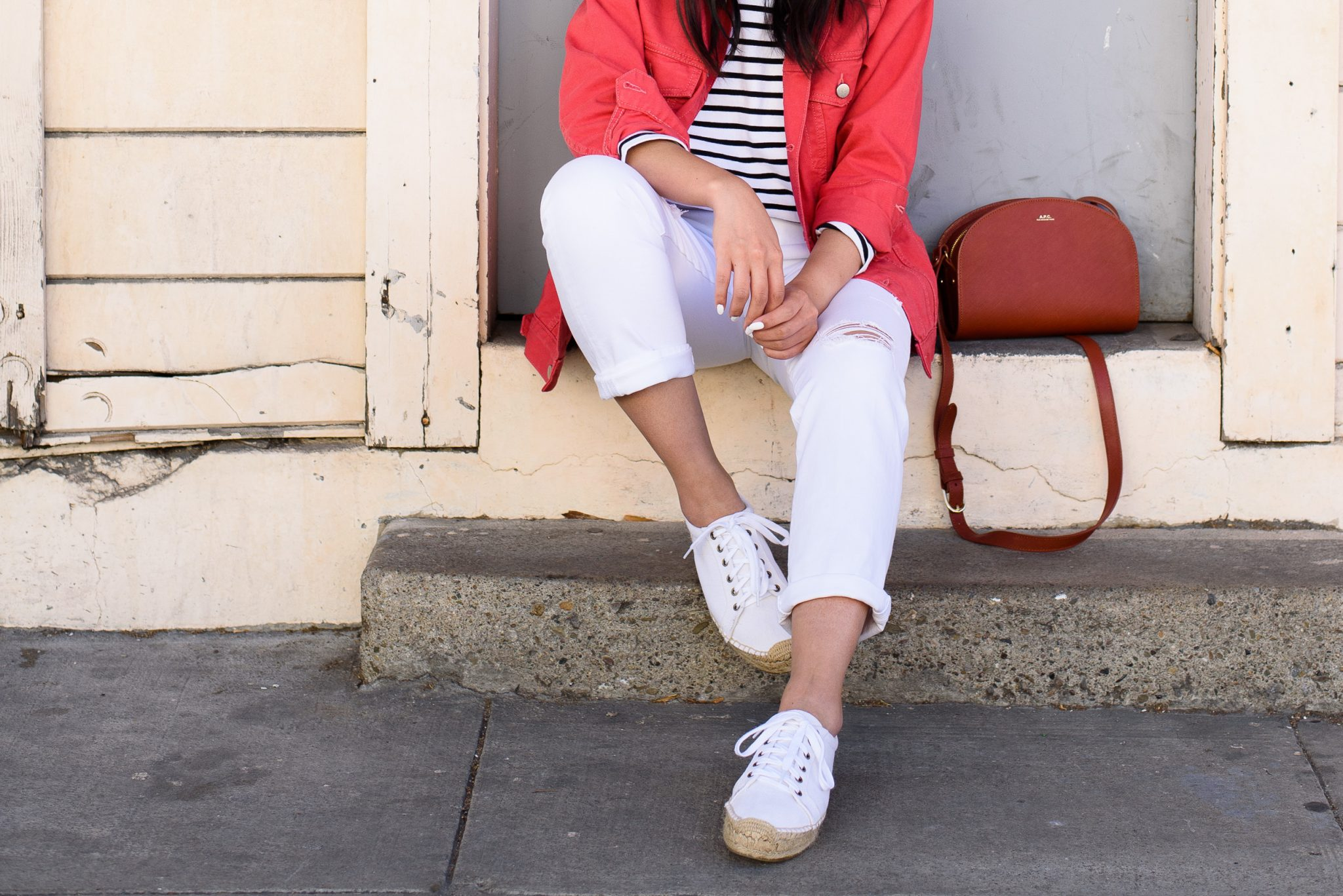 #OOTD: Summer In San Francisco