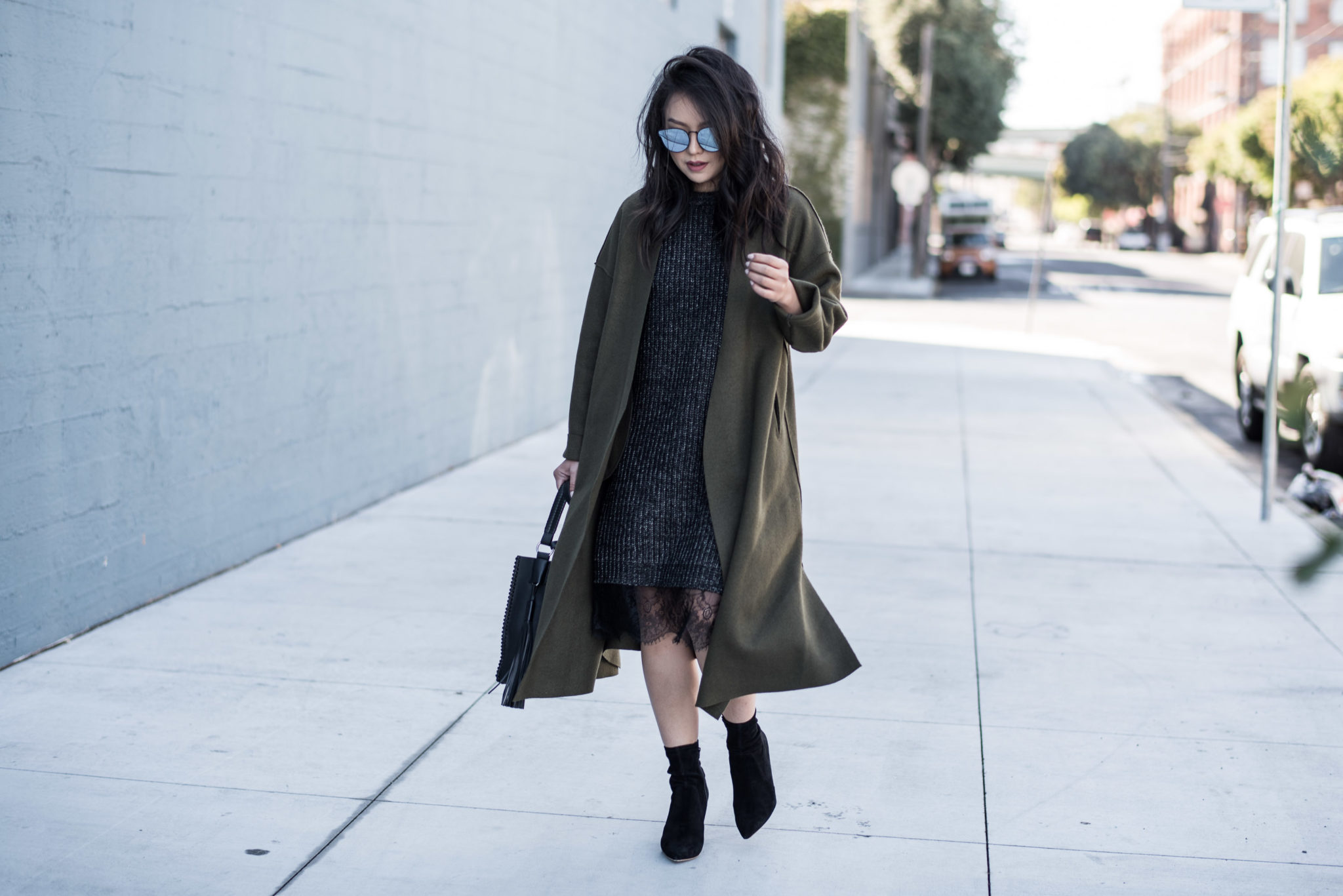 #OOTD: Sweater Dress