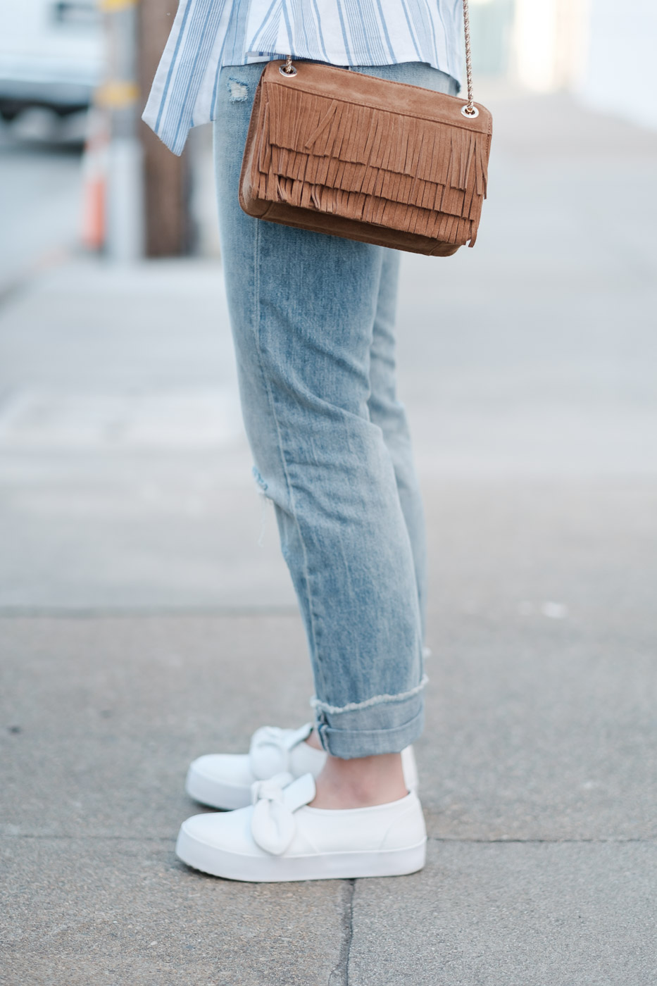 Rebecca Minkoff Stacey Slip On Sneakers