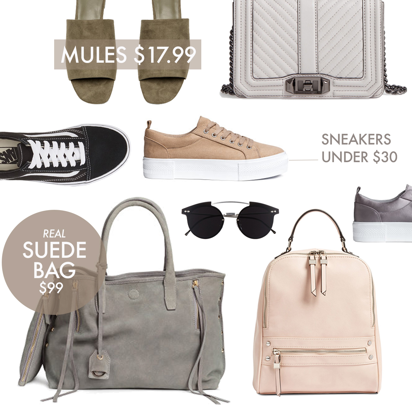 Spring Accessories Under $100 | The Fancy Pants Report