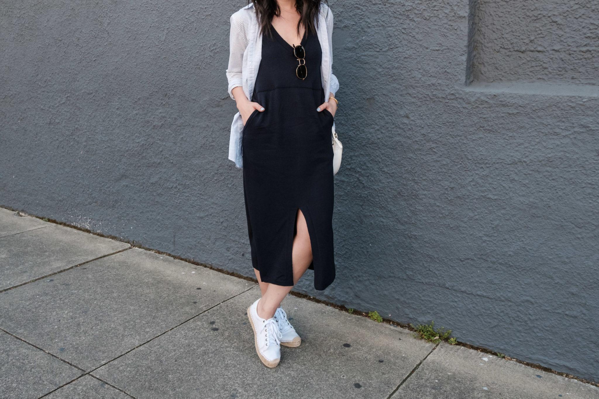 Midi Dress For $51