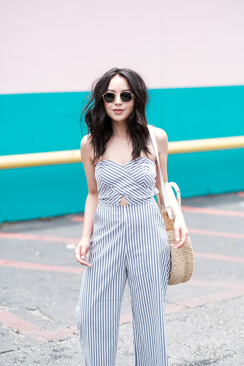 summer-outfit-idea-forever-21-jumpsuit