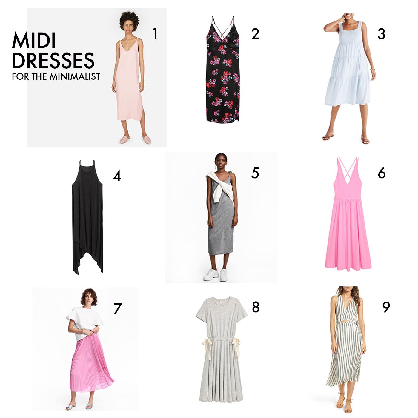 best-midi-dresses-for-petite