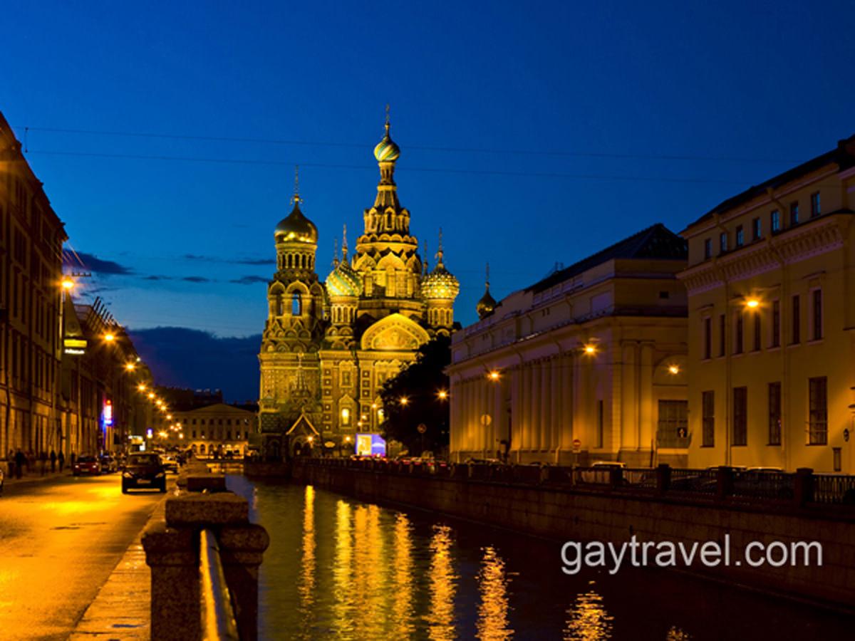 St. Petersburg Main Image