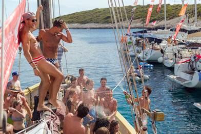 Private Bay Party & Fabulous Hvar