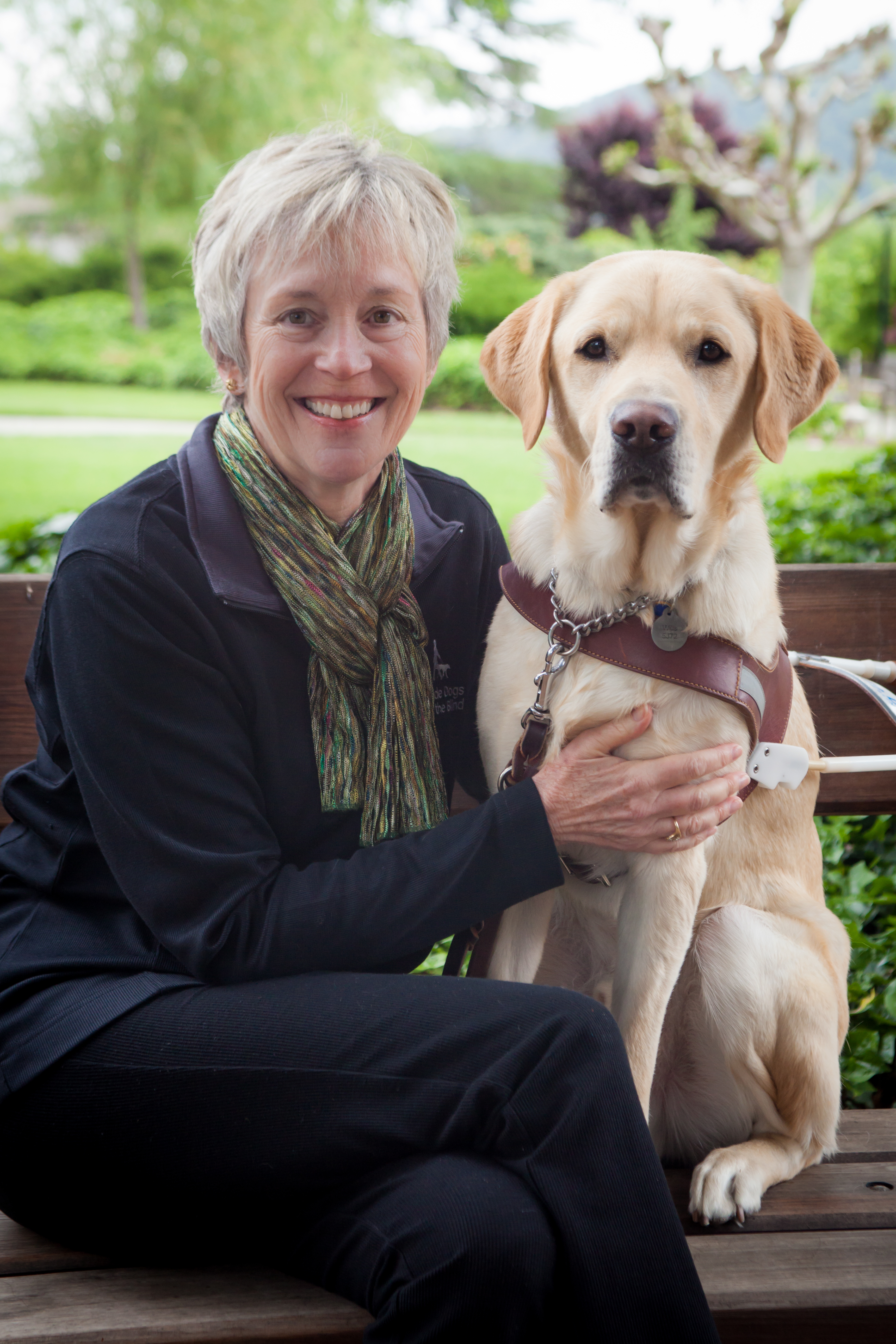 Planned Giving Coordinator Joan Scott