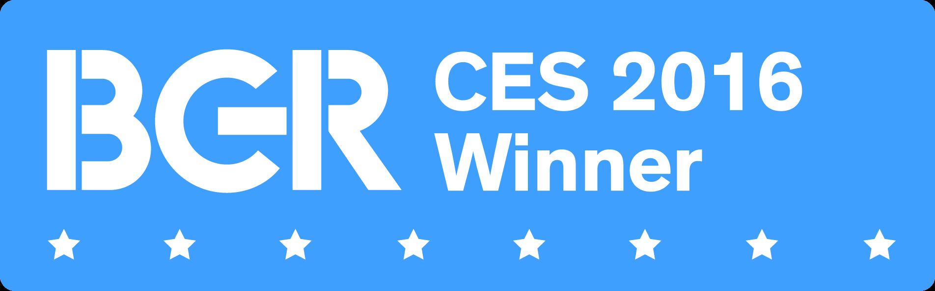 CES 2016 BGR Winner