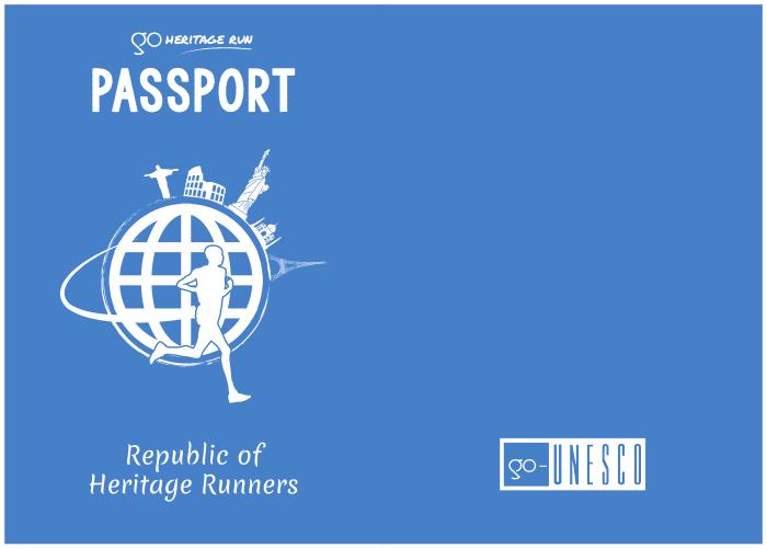 Go Heritage Run Passport