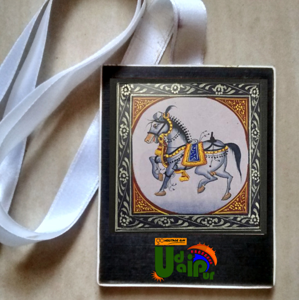 GHR Udaipur medal