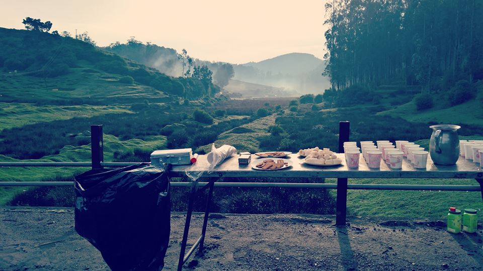 GHR Ooty - An Aid station with a view