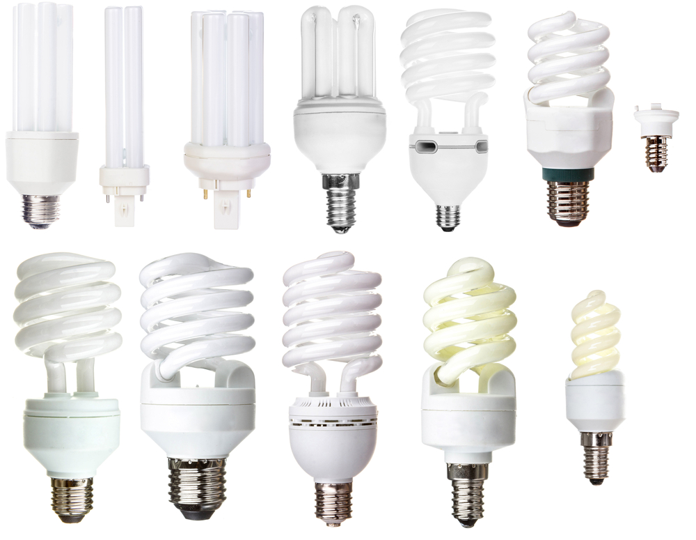 Shining a light on fluorescent bulbs - US news - Environment NBC