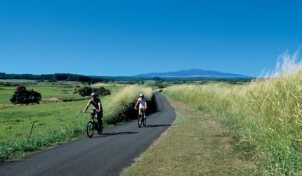 Bike Trail, Saddle Road | Hawaii Tourism Authority (HTA) / Kirk Lee Aeder