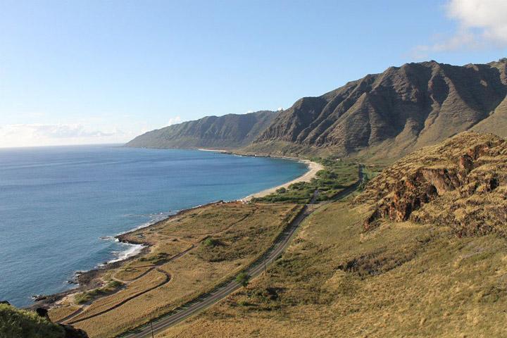 Makua Cave/Pray for Sets Beach, Waianae   Jason Karioka photo