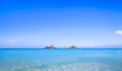 Neal Kido, Lanikai Beach