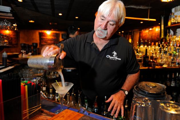 Guy Maynard - Chart House Waikiki Bartender