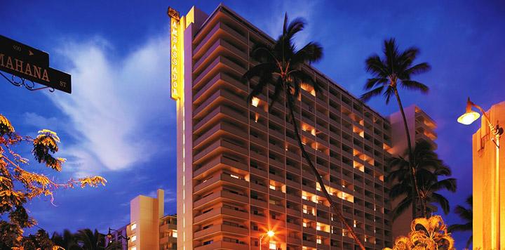 Honolulu-Hotel
