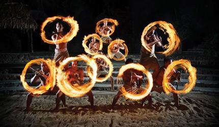 Photo courtesy of Polynesian Cultural Center