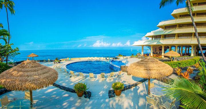 Luxury Hotels Big Island Hawaii