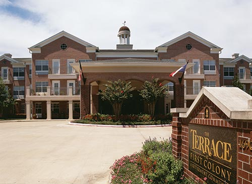 Brookdale Senior Living Kingwood Tx Brookdale Kingwood Senior