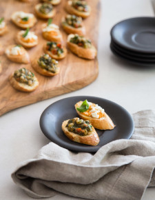Signature Soup Crostini Recipe-Hither and Thither-3