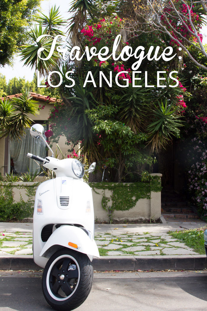 Travelogue Los Angeles 3
