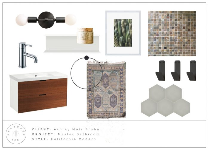 AMBCA16 - Bathroom Mood Board 2
