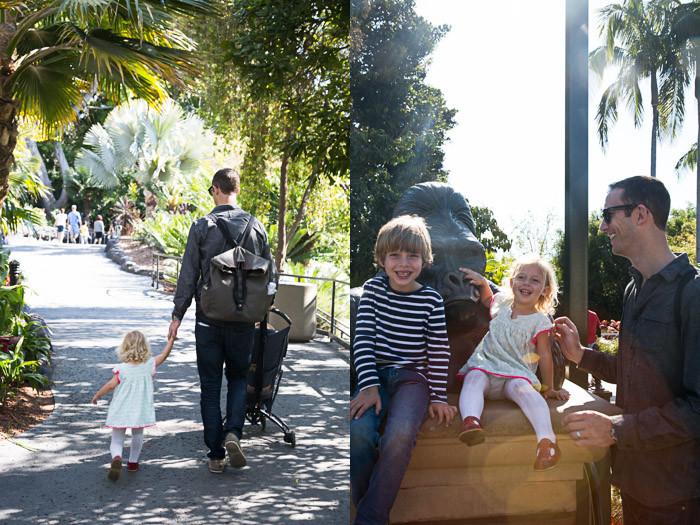 San DIego Zoo Family